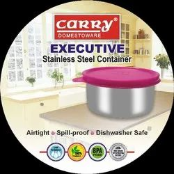 Stainless Steel Executive Container