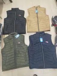 Casual Jackets hd febric Sleeveless Mens Jacket
