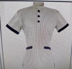Female Nursing Uniform Half Sleeves PS-2