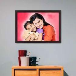 Presto Unique Customised Digital Printing Photo Frames