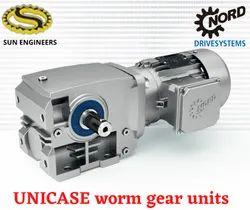 Unicase Worm Gear Units