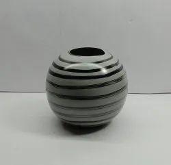Designer Aluminium Vases