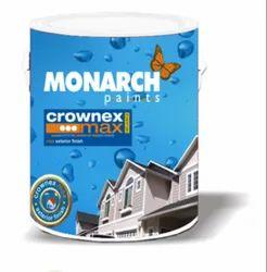 Monarch Crownex Max Anti Algal Weather Proof Emulsion 4 ltr