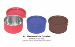 M-1 Microwave Safe container