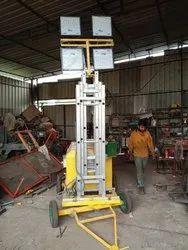Portable Mobile Lighting Tower