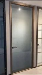 Aluminium Profile Openable Door, For Home