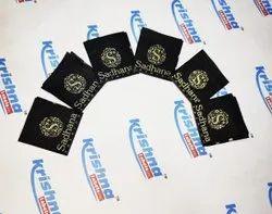 Custom sewing label