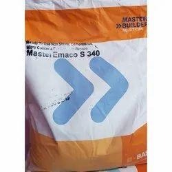 Ready To Use, Non-Shrink, Cementitious, Micro-Concrete for Concrete Repairs-MasterEmaco S 340