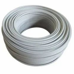 For Industrial Single Core White Electric Wire