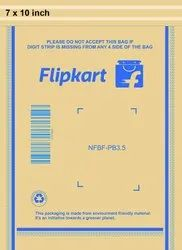PB 3.5 Flipkart Paper Courier Bag