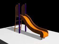 FRP Wave 8 Feet Slide
