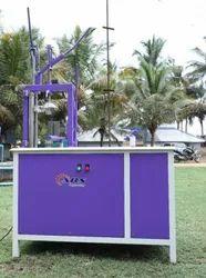 Green Coconut Peeling Machine