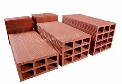 Clay Blocks Porotherm Block, Size: Varies sizes Available