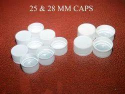 28 MM Caps