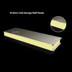 45.8mm Cold Storage Wall Panels