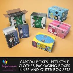 Box Packaging For Clothes