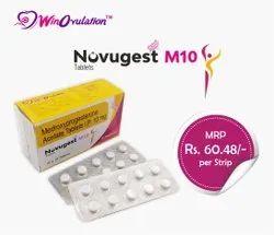 Medroxyprogesterone Acetate 10 Mg Tablets