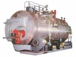 Oil Fired 3000 kg/hr Package Steam Boiler, IBR Approved