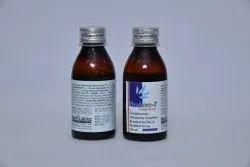 Brom.2mg, Terb.1.25 mg, Guaiphenesine 50 mg,Menthol 0.5MG(N.A.)
