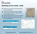Coaxial Breathing Circuit