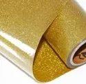 Siser Gold Colour Glitter Heat Transfer Vinyl