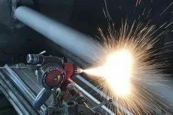 Copper Spray Metallizing