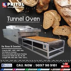 Tunnel Ovens