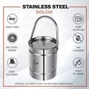 Milk Steel Containers