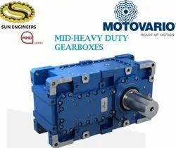 Heavy Duty Gear Boxes