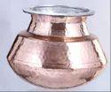 Copper Deghra for Biryani