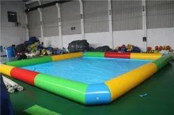 Square Inflatables Swimming Pool