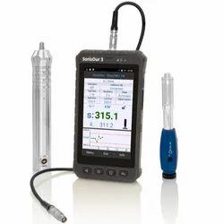 SONODUR 3 Ultrasonic & Leeb Hardness Tester