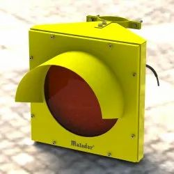 Yellow and Red 12 Inch M TL LED Area Lighting, For Traffic Control