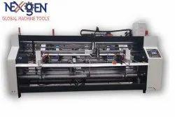 Semi Automatic 2 Piece Box Stitching Machine