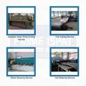 HR Coil Cuttings, Shearing Services