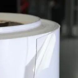 Polycarbonate Solid Transparent Roll