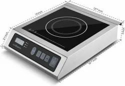 COMMERCIAL INDUCTION 3500 W