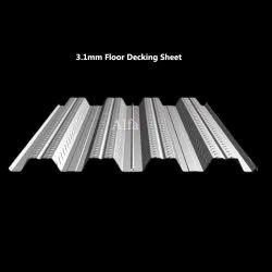 3.1 Mm Floor Decking Sheet
