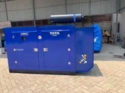 82.5 KVA TATA Water Cooled Diesel Generator