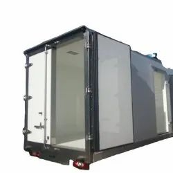 GRP Insulated Containers