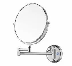 Silver Wall Mounted Basic Mirror, For Hotel&Home