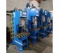 C Type Hydraulic Power Press Machine