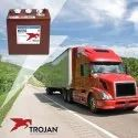 Batteries for Heavy Duty Trucking and Commercial Vehicles