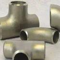 ASTM B366 Hastelloy Pipe Fittings, UNS N10276 / N06022 Welded Tubes for Industrial