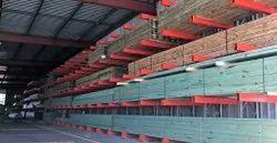 Rashmi Cantilever Storage Rack System