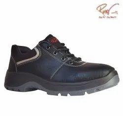 Ramer New Launch Arrow Double Density Black Shoes