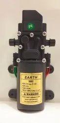 120 psi earth sprayer motor pump