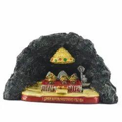 Ssgj Maa Vaishno Devi Idol/ Murti For Puja Ghar