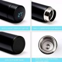 SMART Temperature Display Indicator Insulated Stainless Steel Hot & Cold Flask Bottle
