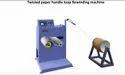 Twisted Paper Handle Loop Rewinding Machine